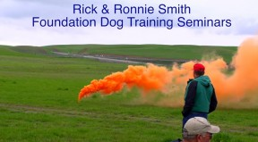 Rick Smith hunting sporting dog training seminars