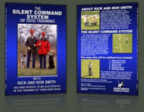 The Silent Command System of Dog Training
